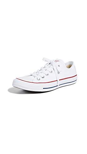 Converse Chuck Taylor All Star Ox, Zapatillas Unisex Adulto, Blanco (Optical White), 39 EU