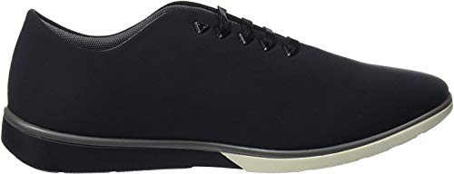 Muroexe Atom Eternal, Zapatos de Cordones Derby Unisex Adulto, Negro (Black 0), 45 EU