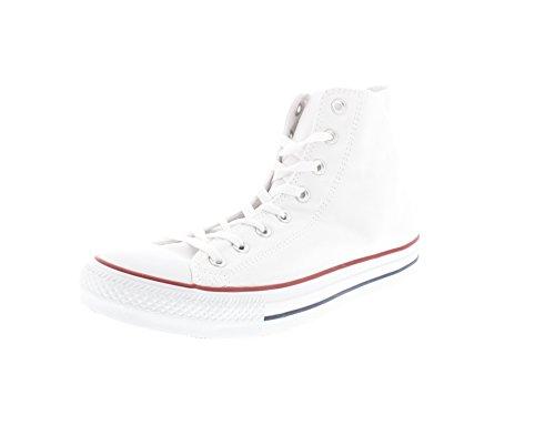 Converse Schuhe Chuck Taylor All Star HI Optical White (M7650C) 50 Weiss