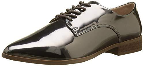 Call It Spring EU Aeiclya, Zapatos de Cordones Brogue Mujer, Gris (Pewter 022), 36 EU