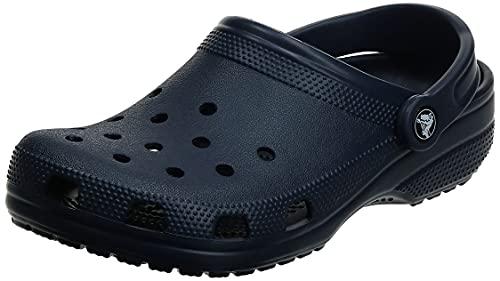 Crocs Classic, Zuecos Unisex adulto, Azul (Navy), 43/44 EU