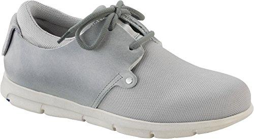 Birkenstock - Zapatillas para Mujer Gris Size: 38 EU