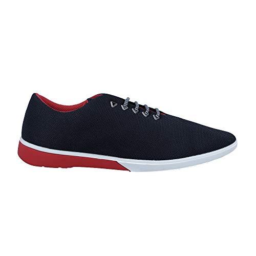 Muroexe Atom Oasis, Zapatos de Cordones Derby Unisex Adulto, Azul (Dark Blue 0), 43 EU