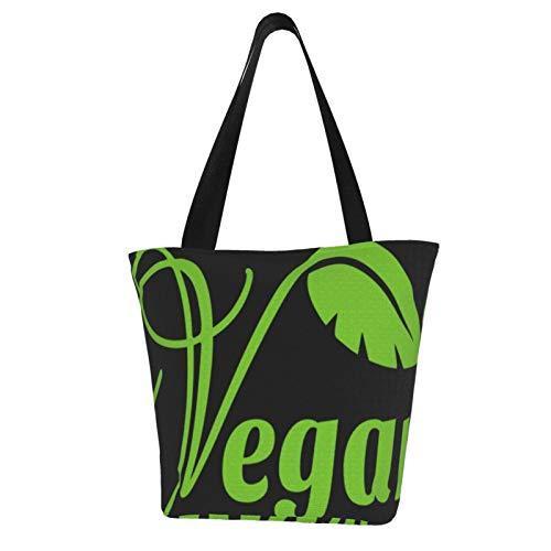 Bolsas de la compra reutilizables veganas plegables y lavables de almacenamiento para comestibles de...