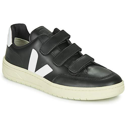 Veja V-Lock Zapatillas Moda Mujeres Negro - 41 - Zapatillas Bajas Shoes