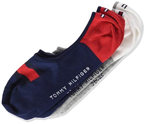 Tommy Hilfiger TH Kids Hilfiger Footie 2p Calcetines, Azul (Tommy Original 085), Talla única (Talla...
