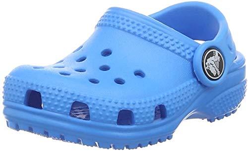 Crocs Classic Clog K, Zuecos Unisex Niños, Ocean, 20/21 EU