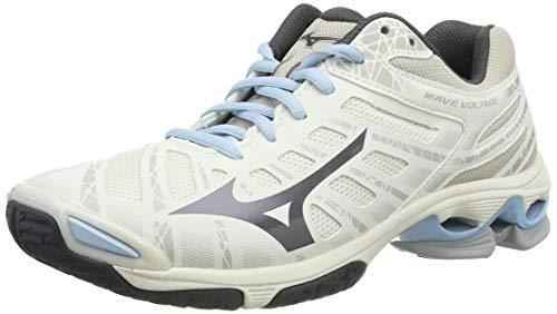 Mizuno Wave Voltage, Zapatillas de vóleibol Mujer, Moonstruck/Dshadow/Afall, 38 EU