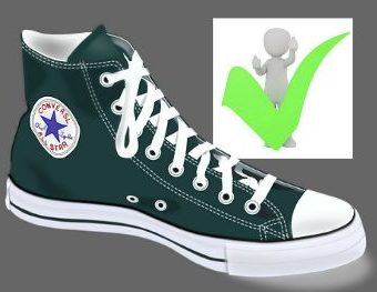 LAS INCREIBLES CHUCK TAYLOR ALL STAR SON VEGANAS