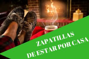 ZAPATILLAS DE ESTAR POR CASA VEGANAS