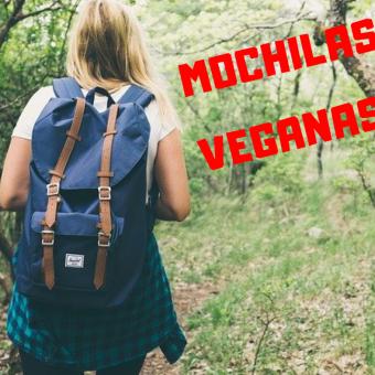 MOCHILAS VEGANAS